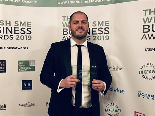 FLS Wins Best Team in Business at the Wales SME Business Awards